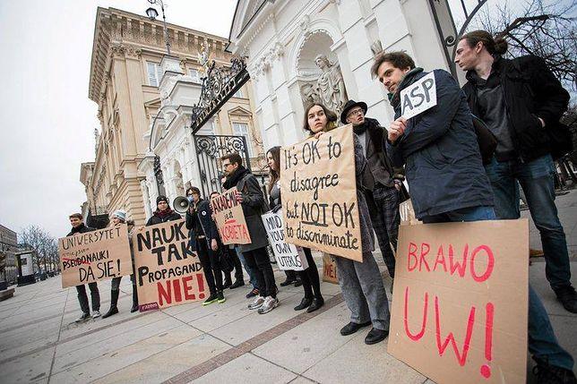 Ordo Iuris straszy studentów prokuraturą. Bo nie chcą spotkania z działaczką antyaborcyjną
