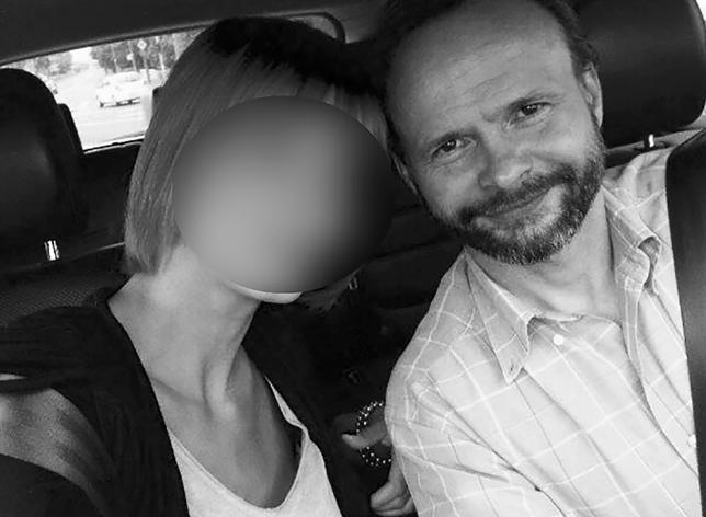 Jedno z ostatnich zdjęć Leszka Millera jr z partnerką Katarzyną