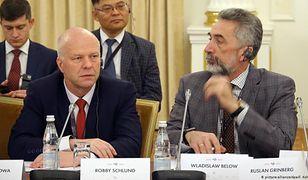 Niemiecki polityk otwiera biuro poselskie. W Rosji