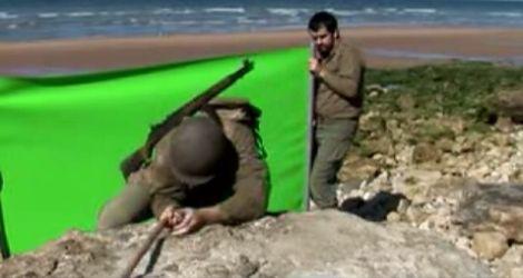 3 grafików + kamera = film wojenny