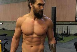 Trening i dieta z Jasonem Momoa