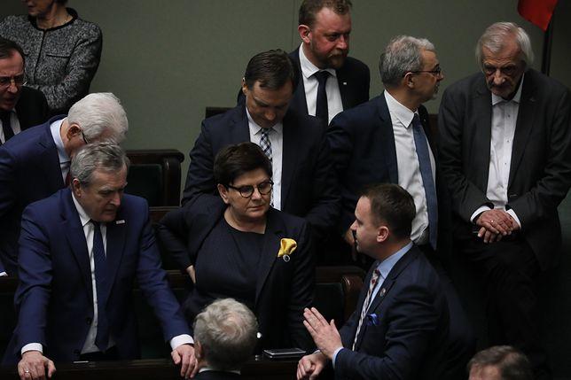 Do PE startuje m.in. Beata Szydło