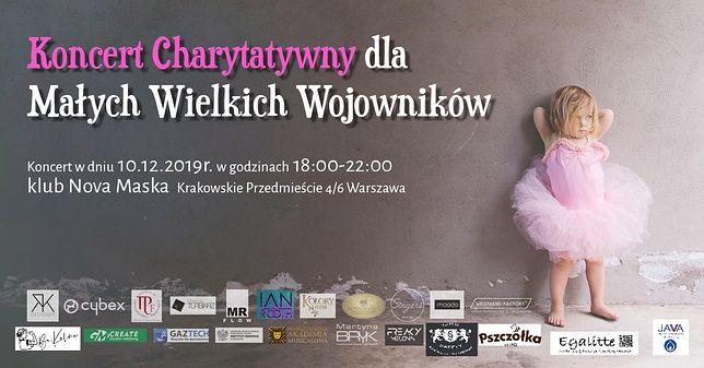 Uczestnicy The Voice of Poland zagrają dla Małych Wielkich Wojowników