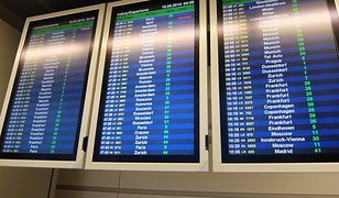 Lotnisko Chopina: są opóźnienia, nie ma odwołania lotów do Turcji