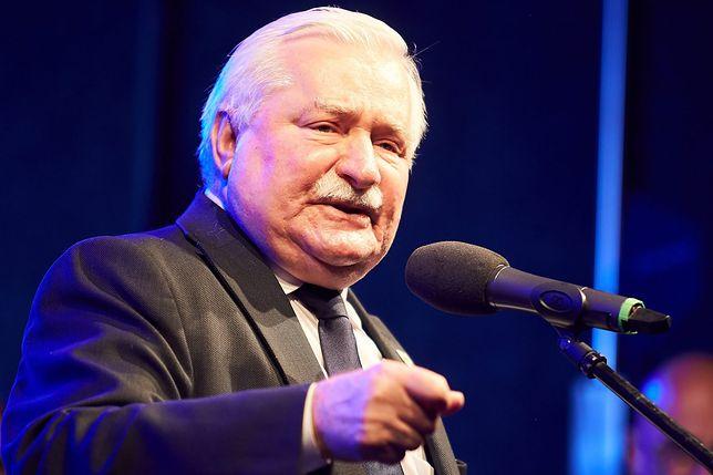 Do pomysłu odniósł się Wałęsa na Facebooku