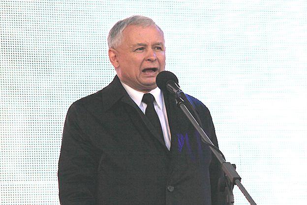 Jarosław Kaczyński: próbuje się zastraszać rolników, by nie kupowali polskiej ziemi