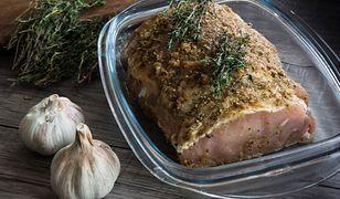 Najprostszy, tradycyjny schab pieczony. Mięsny specjał na rodzinny obiad