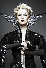 [foto] Kristen Stewart jako Śnieżka, Theron jako Zła Królowa