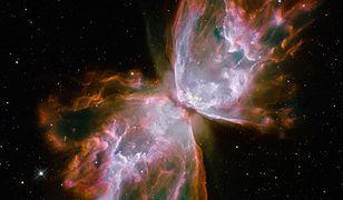 Zdarzenie spowodowało uformowanie aktualnego kształtu galaktyki
