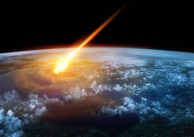 Asteroida Bennu może uderzyć w ziemię w 2135 roku