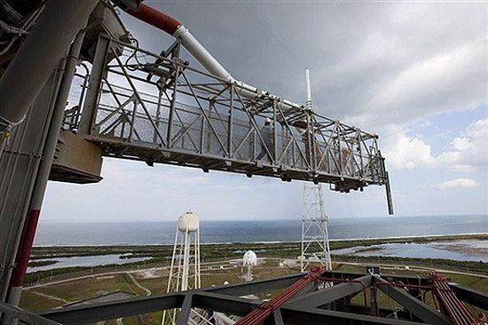 USA gotowe do wystrzelenia rakiety 1-X - zdjęcia
