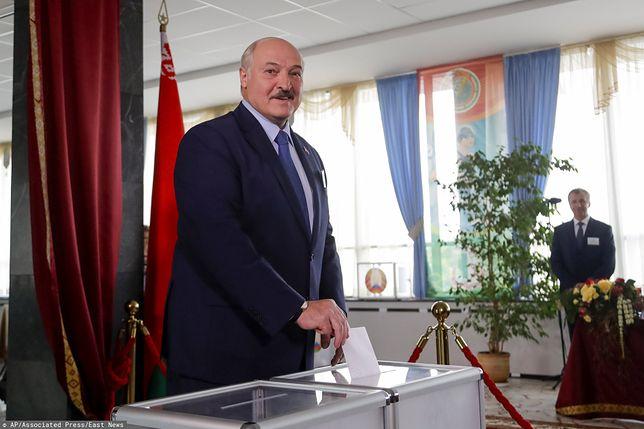 Białoruś. Protesty po wyborach prezydenckich. Doszło do starć