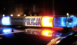 Policja poszukuje sprawcy