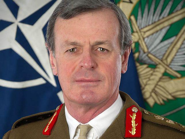 Generał NATO ostrzega