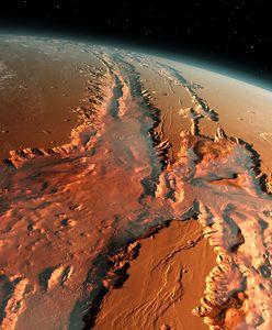 Kosmos. Pozdrowienia z Czerwonej Planety