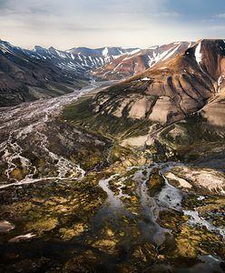 Spitsbergen. Katarzyna Dowbor pokazała zdjęcie sprzed ponad 20 lat