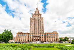 Sowieckie pałace w Europie