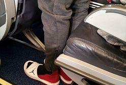 Podróż samolotem, o której chciałoby się zapomnieć. Zapiski z dziennika pasażera