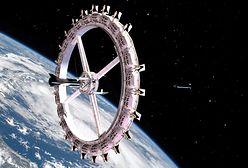 Kosmiczny hotel. Projekt rodem z filmów SF stanie się rzeczywistością?