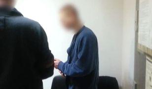 Zabójstwo na Brzeskiej. Aresztowano 20-letniego Damiana K. [WIDEO]