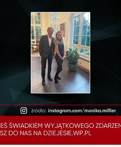Leszek Miller o zdjęciu wnuczki z Donaldem Tuskiem