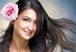 Kwiaty pielęgnujące włosy!