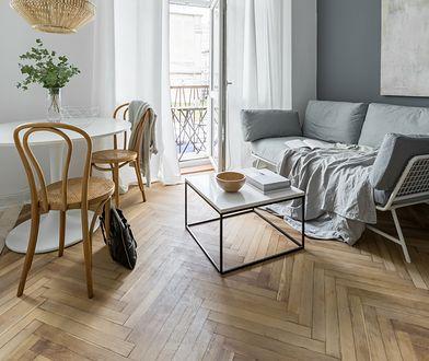 Renowacja drewnianej podłogi bez cykliniarza. To możliwe!