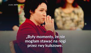 Ewa Drzyzga miała problemy ze zdrowiem. Wyjaśniła #gwiazdy