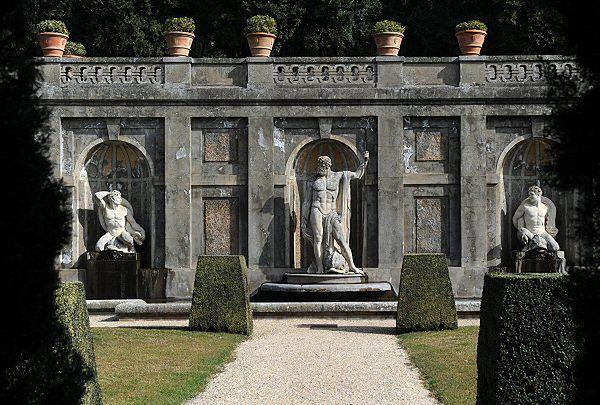 Ogrody Castel Gandolfo