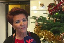 """Jolanta Kwaśniewska o Świętach: """"Będzie sianko pod obrusem"""""""