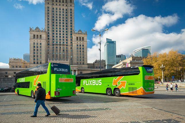 10.08.2018. n/z Autokar firmy Flixbus