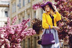 Kolorowe koszule – powiew wiosny w jesiennych stylizacjach