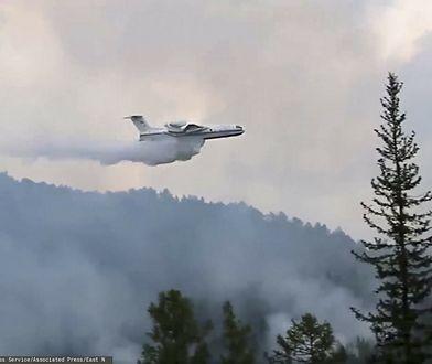 Potężne pożary trawią Syberię. Trwa ewakuacja całych wsi