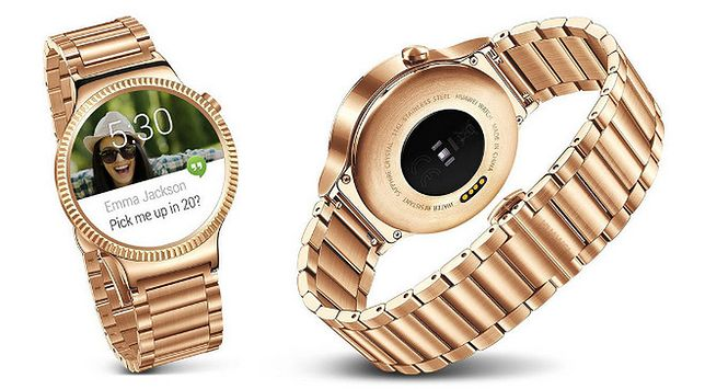 Wyciekły ceny smartwatcha Huawei