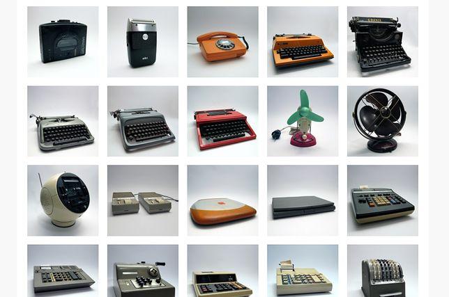 """""""Muzeum"""" dźwięków starych urządzeń"""