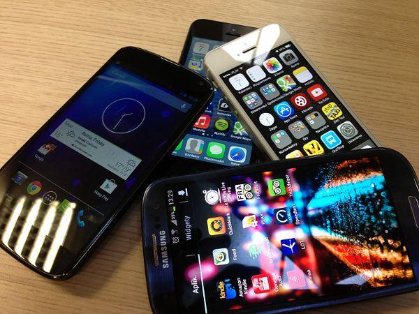 5 najlepszych smartfonów w cenie 500 zł