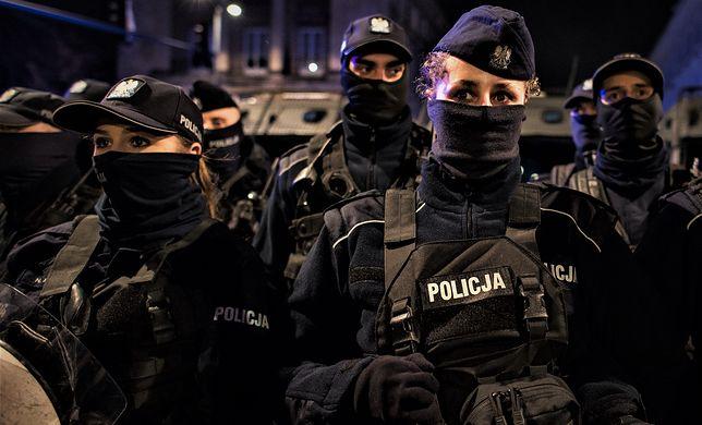 Polskie policjantki. Na służbie nie ma taryfy ulgowej. Wręcz przeciwnie