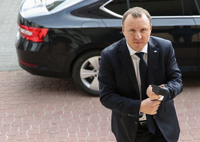 Jest wniosek o ukaranie kierowcy Kurskiego