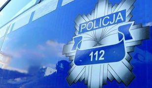 Legniccy policjanci pomogli uratować półroczne dziecko