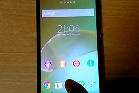 Sony Xperia Z2 pokazana na filmie?