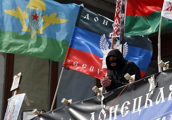 """Rosyjskie instrukcje ws. referendum w Doniecku. """"Jeśli Rosja nie wkroczy, wszystko pójdzie w..."""""""