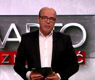 """Jan Pospieszalski, autor """"Warto Rozmawiać"""", odpowiada na zarzuty Krzysztofa Czabańskiego."""