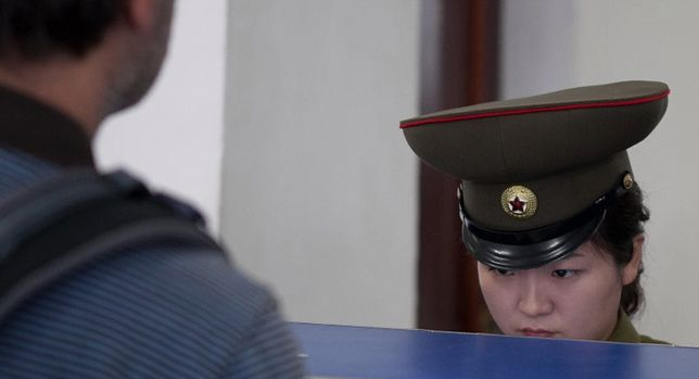 Korea Płn - zatrzymano kolejnego amerykańskiego turystę