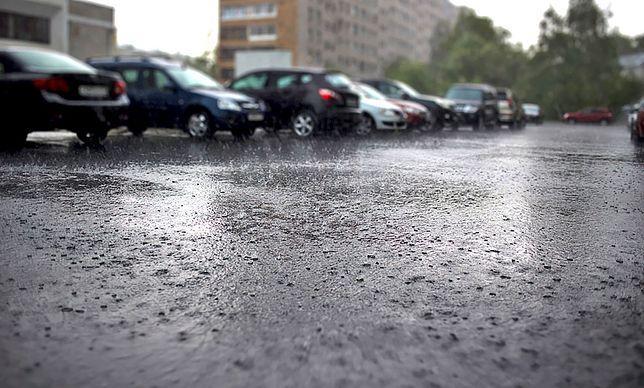 Zapowiada się deszczowy weekend w Polsce