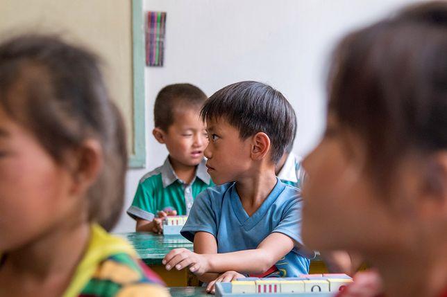 Dzieci gorzej rozwija się z powodu niedożywienia