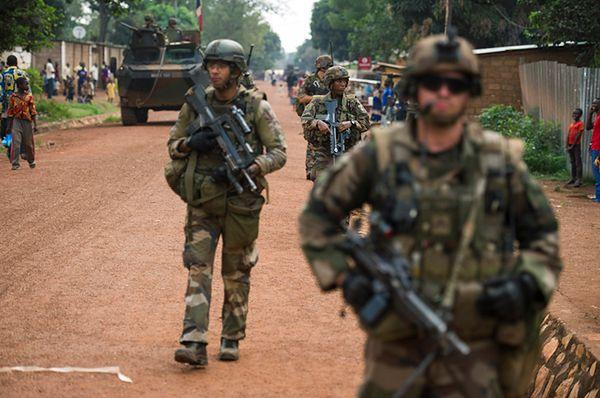 Tusk: polscy żołnierze jadą do Rep. Środkowoafrykańskiej nie na wojnę