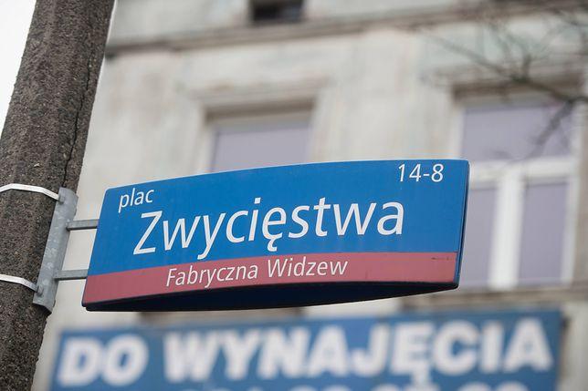 Decyzją Naczelnego Sądu Administracyjnego Plac Lecha Kaczyńskiego wróci do wcześniejszej nazwy Placu Zwycięstwa