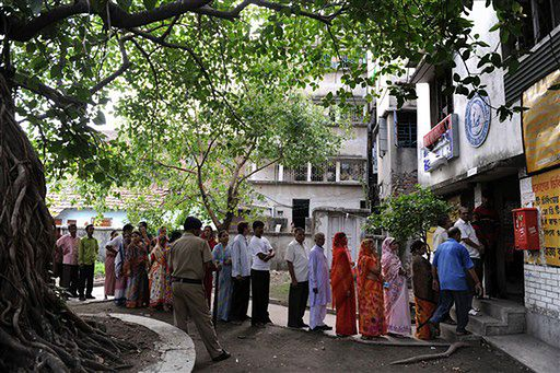 Ostatnia faza wyborów w Indiach zakończona