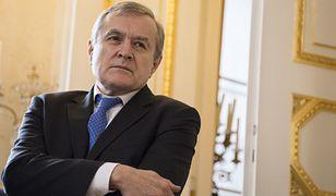 Minister kultury i dziedzictwa narodowego Piotr Gliński cytowany przez zagraniczne agencje