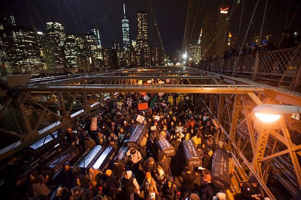 Tysiące ludzi na ulicach w USA w protestach antyrasistowskich